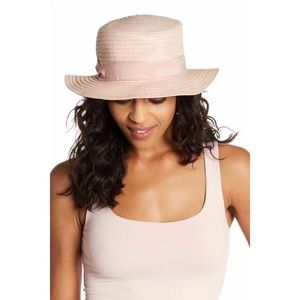 Melrose And Market Straw Hat